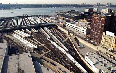 Hudson Rail Yards, New York City