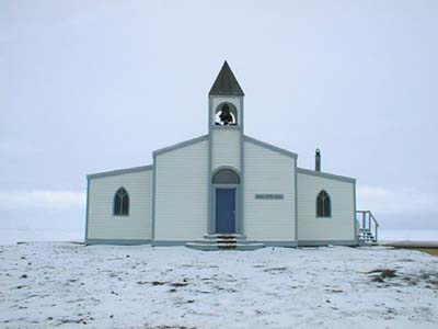 Chapel of the Snows, McMurdo Station, Antarctica - (c) Keith C Dreher