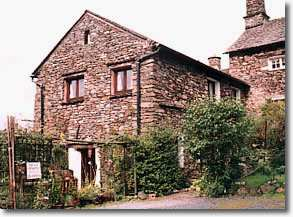 How Head, for years 'our' cottage in Ambleside, Lake District