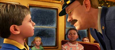 Still from 'The Polar Express'
